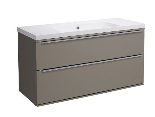 Roper Rhodes Scheme 1000mm Wall Mounted Basin Unit with Double Drawers