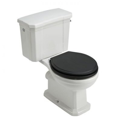 Laura Ashley Bloomsbury Close Coupled WC Pan &#038...