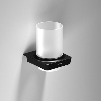 Bathroom Origins S6 Tumbler & Holder