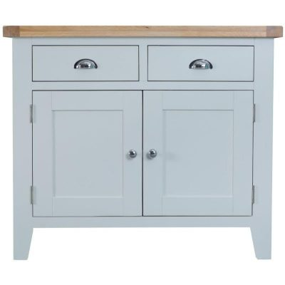 Taunton 2 Door 2 Drawer Narrow Sideboard