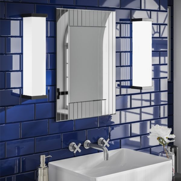 HIB Deco Bathroom Mirror