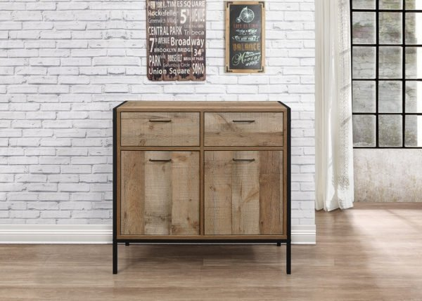 Birlea Urban 2 Door 2 Drawer Sideboard